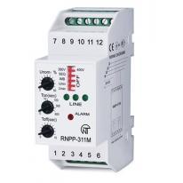 Przekaźnik napięciowy trójfazowy RNPP-311M Novatek Electro