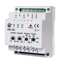 Automatyczny elektroniczny przełącznik faz PEF-301 Novatek Electro