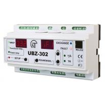 Uniwersalny moduł zabezpieczenia silników asynchronicznych UBZ-302 Novatek Electro
