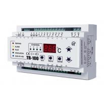 Cyfrowy przekaźnik kontroli temperatury TR-100 Novatek Electro