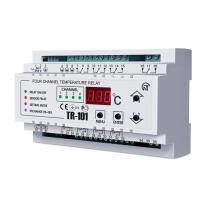 Cyfrowy przekaźnik kontroli temperatury TR-101 Novatek Electro
