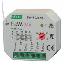 F&Wave - nadajnik 4-kanałowy FW-RC4-AC F&F
