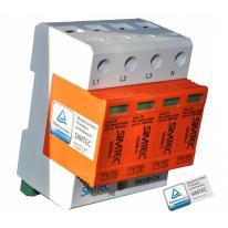 Ogranicznik przepięć B+C 4P 30kA SIMTEC SM30B+C/4-275 - 85201010 Simet