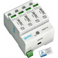 Ogranicznik przepięć C 4P 20kA SIMTEC SM20C/4P - 85102000 Simet