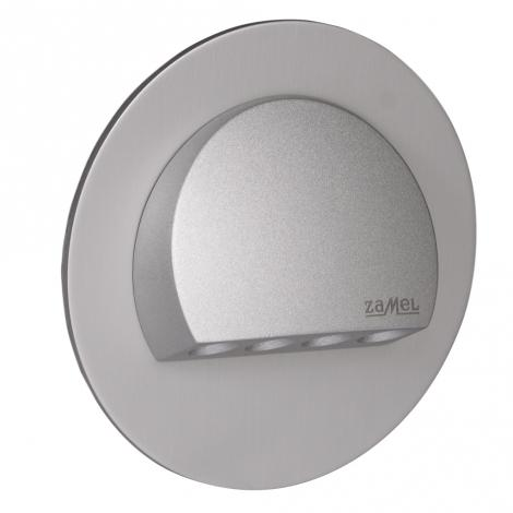 Ledix - oprawa LED Rubi z ramką NT 14V DC aluminium Zamel