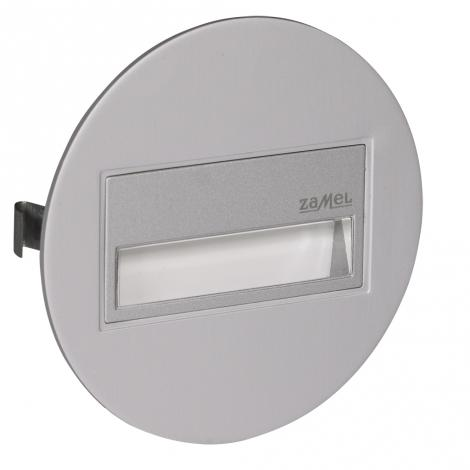 Ledix - oprawa LED Sona okrągła PT 14V aluminium Zamel