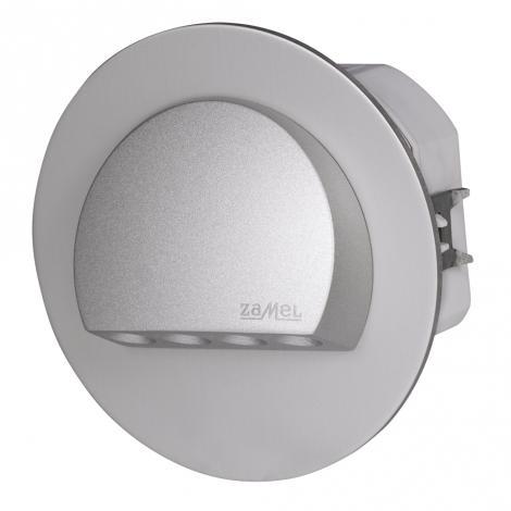 Ledix - oprawa LED Rubi PT 230V aluminium radio Zamel