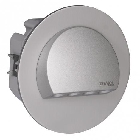 Ledix - oprawa LED Rubi PT 230V aluminium sterownik RGB Zamel