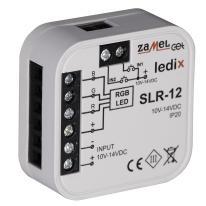 Ledix - sterownik RGB przewodowy SLR-12 Zamel