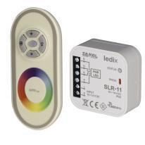 Ledix - zestaw sterowania bezprzewodowego - RGB SLR-11P Zamel