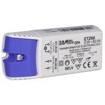 Ledix - transformator elektroniczny ETZ60 Zamel