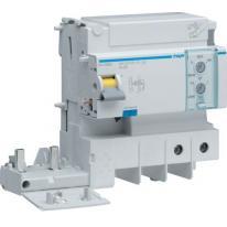Blok różnicowoprądowy krótkozwłoczny do MCB HM 1P+N 125A 0,3-1A A-HI BTH280E Hager