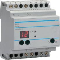 Urządzenie zdalnego sterowania ściemniaczami EV100/EV102 Hager