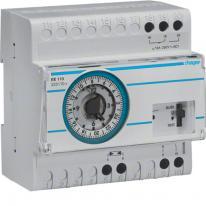 Automat zmierzchowy z zegarem i czujnikiem EE110 Hager
