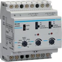Wyłącznik zmierzchowy 230V 2P 16A funkcje Comfort EE202