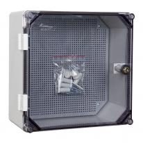 Rozdzielnica natynkowa UNIbox 300x300 Uni-0T