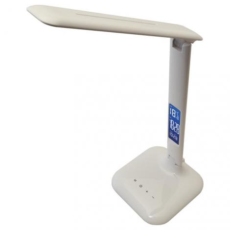 Lampa biurkowa LED Desk Lamp z wyświetlaczem LALD4W Tracon Electric