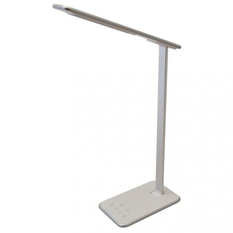 Lampa biurkowa LED Desk Lamp z ładowarką USB LALUSB10W Tracon Electric