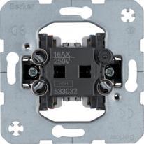 Berker One.Platform - łącznik dwubiegunowy Berker