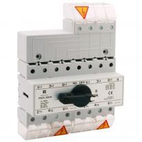 Przełącznik źródła zasilania 63A PRZK 4063-W02 Spamel