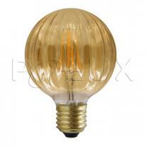 Żarówka LED dekoracyjna Vintage Amber E27 4W 308887 Polux Polux
