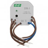 Sterownik rolet dwuprzyciskowy STR-1 F&F