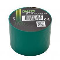 Taśma izolacyjna 20mx50mm zielony Tracon Electric