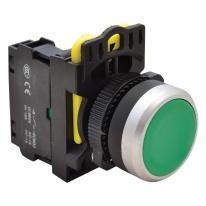Przełącznik kryty NYK3-G zielony Tracon Electric