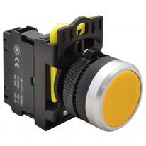 Przełącznik kryty NYK3-Y żółty Tracon Electric