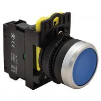 Przełącznik kryty NYK3-B niebieski Tracon Electric