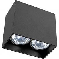 Oprawa downlight natynkowa GAP BLACK 9384 Nowodvorski