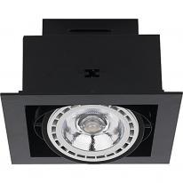 Oprawa downlight wpuszczana ES111 9571 BLACK I Nowodvorski