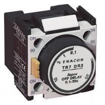 Element czasowy do styczników TR1D 1NC+1NO - TR7DR2 Tracon Electric