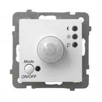 Ospel AS biały - czujnik ruchu ŁP-16G/m/00 Ospel