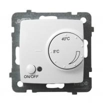 Ospel Karo biały - regulator temperatury RTP-1S/m/00 Ospel