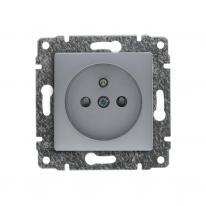 vena-aluminium-gniazdo-pojedyncze-0