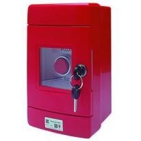 Przycisk w obudowie przeciwpożarowej SP22-W01 Spamel
