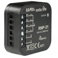 Exta Life - radiowy nadajnik dopuszkowy 4-kanałowy RNP-21 Zamel