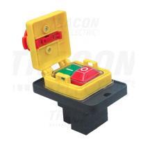 Przekaźnikowy wyłącznik bezpieczeństwa SSTM-317 Tracon Electric