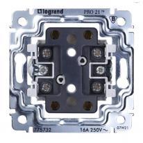Legrand Sistena - gniazdo podwójne Legrand