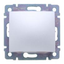 Legrand Valena aluminium - przycisk jednobiegunowy Legrand