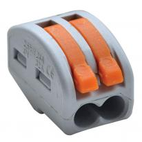 Złączka otwierana 2x0,75-4mm - OVO2,5-2 - Tracon Tracon Electric