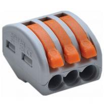 Złączka otwierana 3x0,75-4mm - OVO2,5-3 - Tracon Tracon Electric