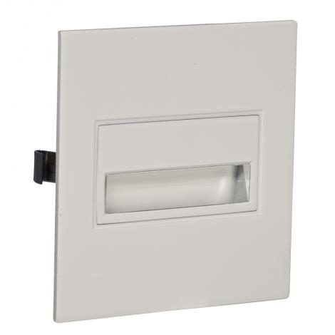 Ledix - oprawa LED Sona kwadratowa PT 14V biała Zamel