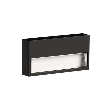 Ledix - oprawa LED Sona NT 14V czarna Zamel