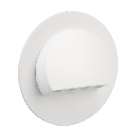 Ledix - oprawa LED Rubi z ramką NT 14V DC biała Zamel