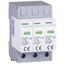 Ogranicznik przepięć do systemów fotowoltaicznych 3P 1200V DC 20/40 kA Noark Electric