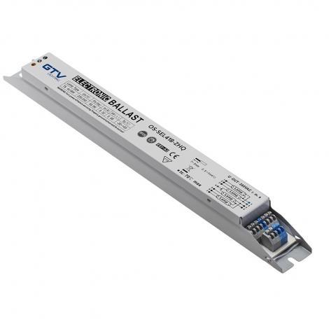 Statecznik elektroniczny 4X18W/T8 SEL418-ZHQ GTV