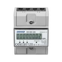 Licznik energii elektrycznej 3-fazowy Orno OR-WE-520 MID