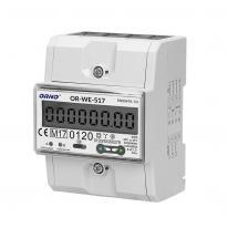 Licznik energii elektrycznej 3-fazowy wielotaryfowy Orno OR-WE-517 MID Orno